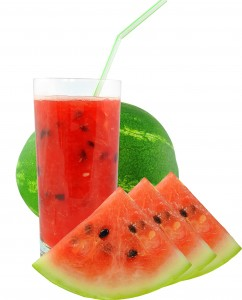 The benefits of fresh juices