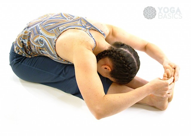 pashcimottanasana, Paschimottanasana-seated-forward-bend-pose